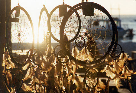 The meaning of the dreamcatcher