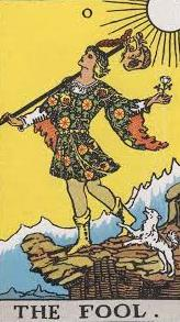 The Fool: Tarot Card Meanings