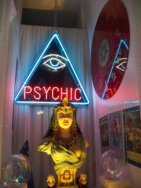 Tapping into psychic abilities