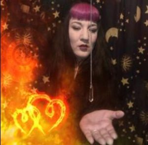 Rain Goddess the Psychic Medium & Paranormal Investigator