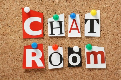 Online psychic chat rooms?